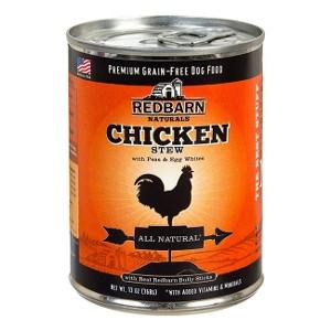 Redbarn's Chicken Stew Dog Food