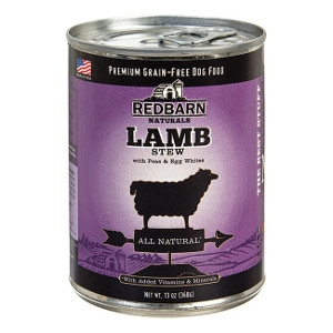 Redbarn Naturals Lamb Stew Dog Food