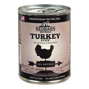Redbarn's Turkey Stew Dog Food