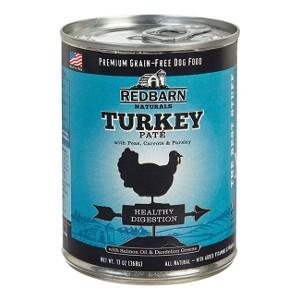 RedbarnTurkey Pate-Digestion Formula Dog Food