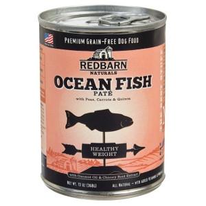 Redbarn's Ocean Fish Pate Dog Food