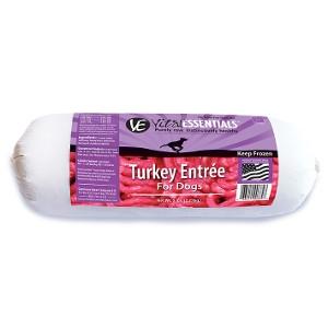 Vital Essential Turkey Frozen Chubs