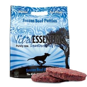 Vital EssentialsFrozen Beef Patties