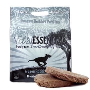 Vital Essentials Frozen Rabbit Patties