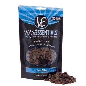 Vital Essentials Freeze-Dried Beef Treats