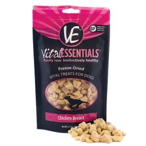 Vital Essentials Freeze-Dried Chicken Breast Treats