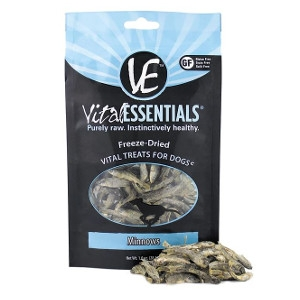 Vital Essentials Freeze-Dried Minnows