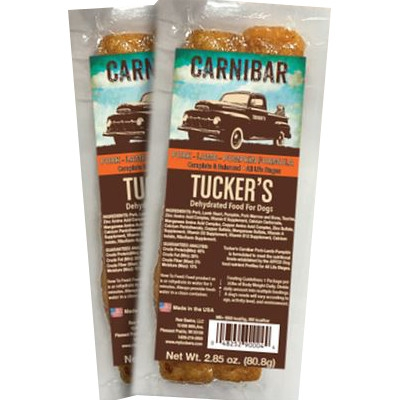 Tucker's Carnibar Pork, Lamb, and Pumpkin Formula