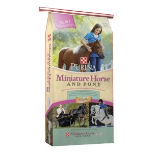 Miniature Horse and Pony Feed