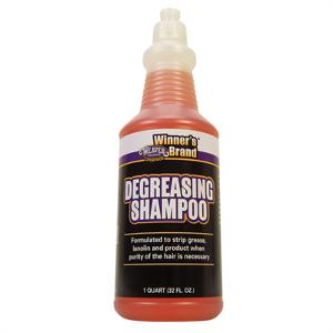 Degreasing Shampoo