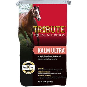 Tribute Equine Nutrition Kalm Ultra