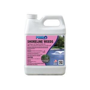 Pond2o Shoreline Weed Control