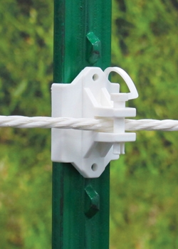Patriot Dual Purpose Insulator for Electric Fence