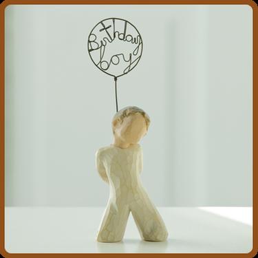 Willow Tree Birthday Boy Figurine