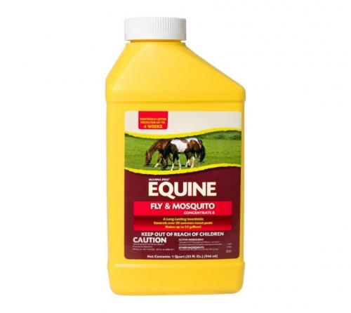 Equine Fly and Mosquito Concentrate, 32 ounce
