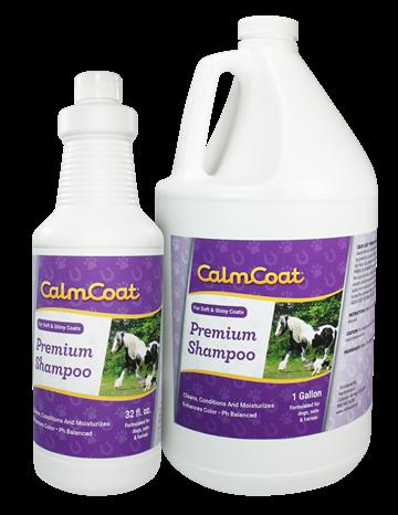 CalmCoat Premium Shampoo, 32 ounce