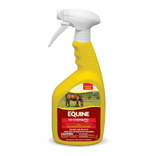 Equine Fly and Mosquito Spray, 1 quart