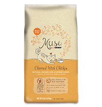Muse Charmed with Chicken Dry Cat Food 1, 4 & 9 pound bags