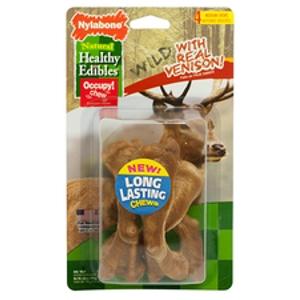Healthy Edibles Wild Venison Dog Chew