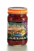 Frog Ranch All-Natural Medium Salsa, 16 ounce jar