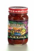 Frog Ranch All-Natural Hot Salsa
