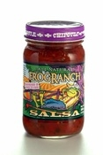 Frog Ranch All-Natural Chipotle Salsa