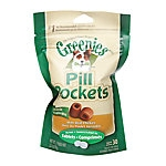Greenies Pill Pocket Tablet Chicken Flavor, 3.2 ounce bag