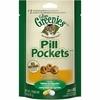Greenies Feline Pill Pockets Chicken Flavor, 1.6 ounce bag