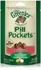Greenies Feline Pill Pockets Salmon Flavor, 1.6 ounce bag