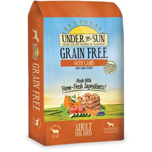 Under The Sun Adult Dog Food With Lamb