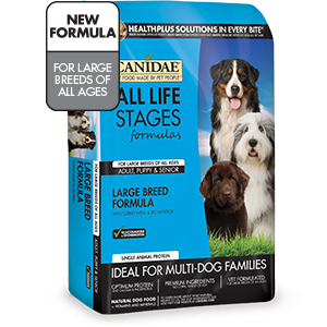 Canidae All Life StagesLarge Breed Dog Turkey Meal and Brown Rice Formula
