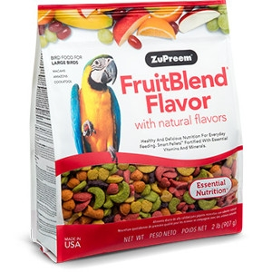 FruitBlend® Flavor with Natural Flavors for Large Birds 3.5 Pound