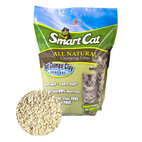 SmartCat All Natural Clumping Litter On Sale