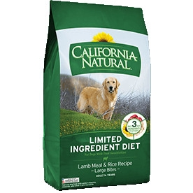 Save $7 on California Natural Dog Food 26-30 lb.