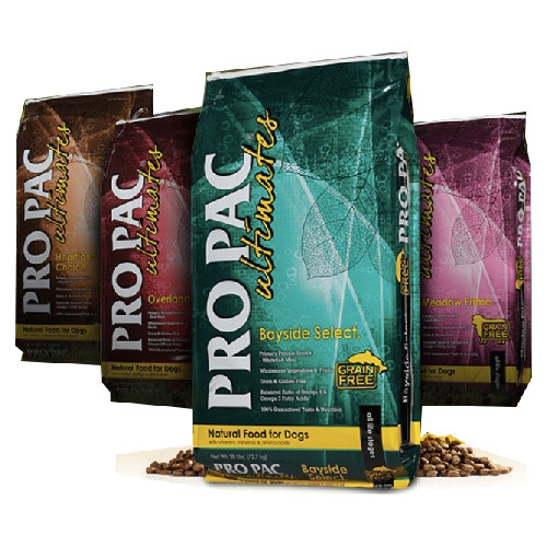 PRO PAC® Ultimates™ now $5 on 28 lb. Grain Free