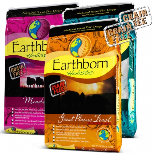Earthborn Holistic® now $4 off 28 lb. Dog Food