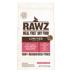 RAWZ Meal Free Limited Salmon Recipe Dog Food