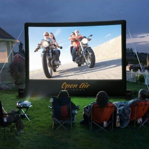 Outdoor Theatre System