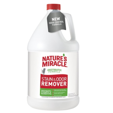 $19.99 Nature's Miracle Stain/Odor Remover Gallon