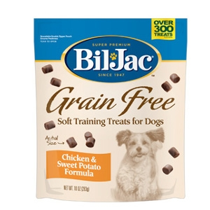 Bil-Jac Grain Free Dog Treats