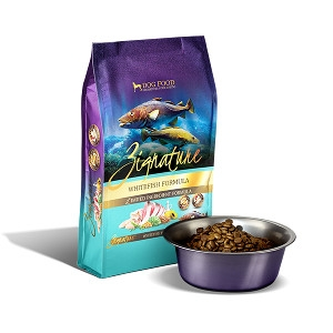 Zignature White Fish Formula Dog Food