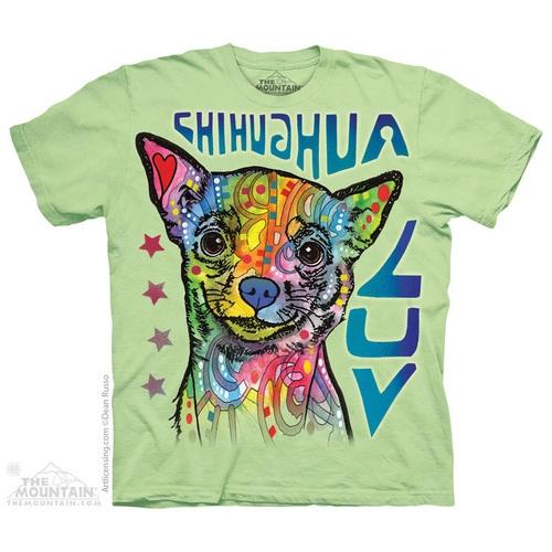 Dean RussoChihuahua Luv T-Shirt