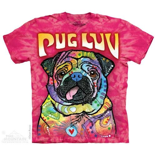 Dean RussoPug Luv T-Shirt