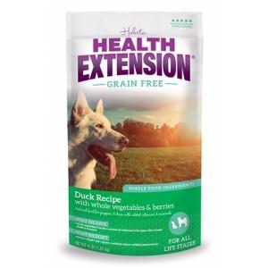 Health Extension Grain Free Duck & Chickpea Recipe