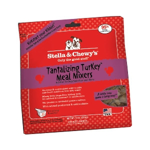 Stella & Chewy's Tantalizing Turkey Meal Mixers 18oz