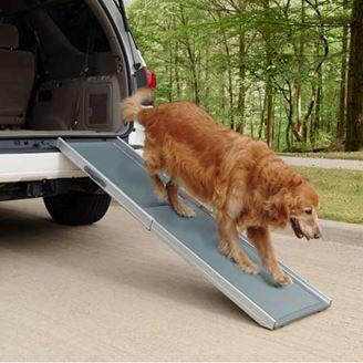 Solvit Telescoping Pet Ramp Deluxe