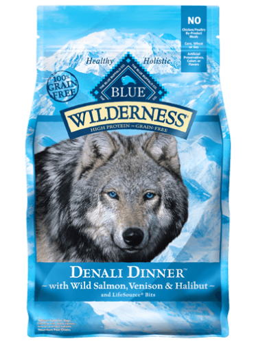 Blue Buffalo Wilderness Denali Dinner 4lb