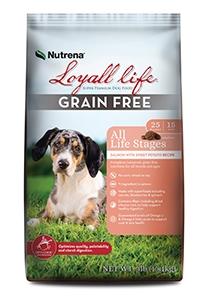 Buy Loyall Life Dog Food, get $5 coupon for more