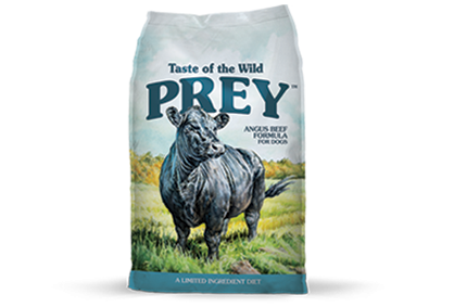 Buy 8 Get 1 Free Bag Taste of the Wild Prey