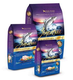 Zignature Trout & Salmon Formula Dry Dog Food